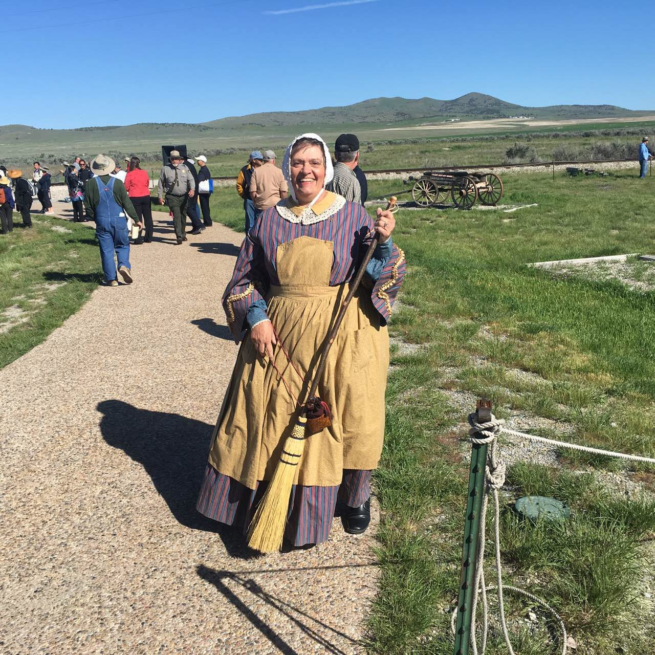 "<span class=""entry-title-primary"">UCA President Haipei Shue Attends Golden Spike Festival</span> <span class=""entry-subtitle"">Last spikes of the Transcontinental Railroad</span>"