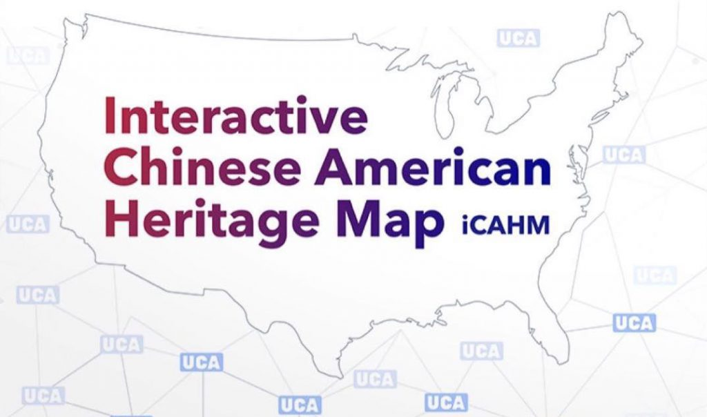 Introducing iCAHM, Interactive Chinese American Heritage Map