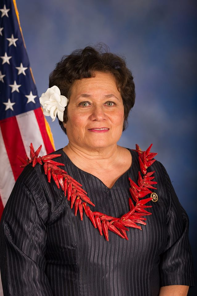 Aumua Amata, Congresswoman