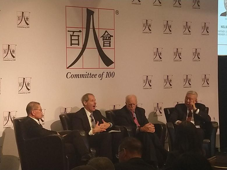 Science and Technology Caught between the United States and China Conference