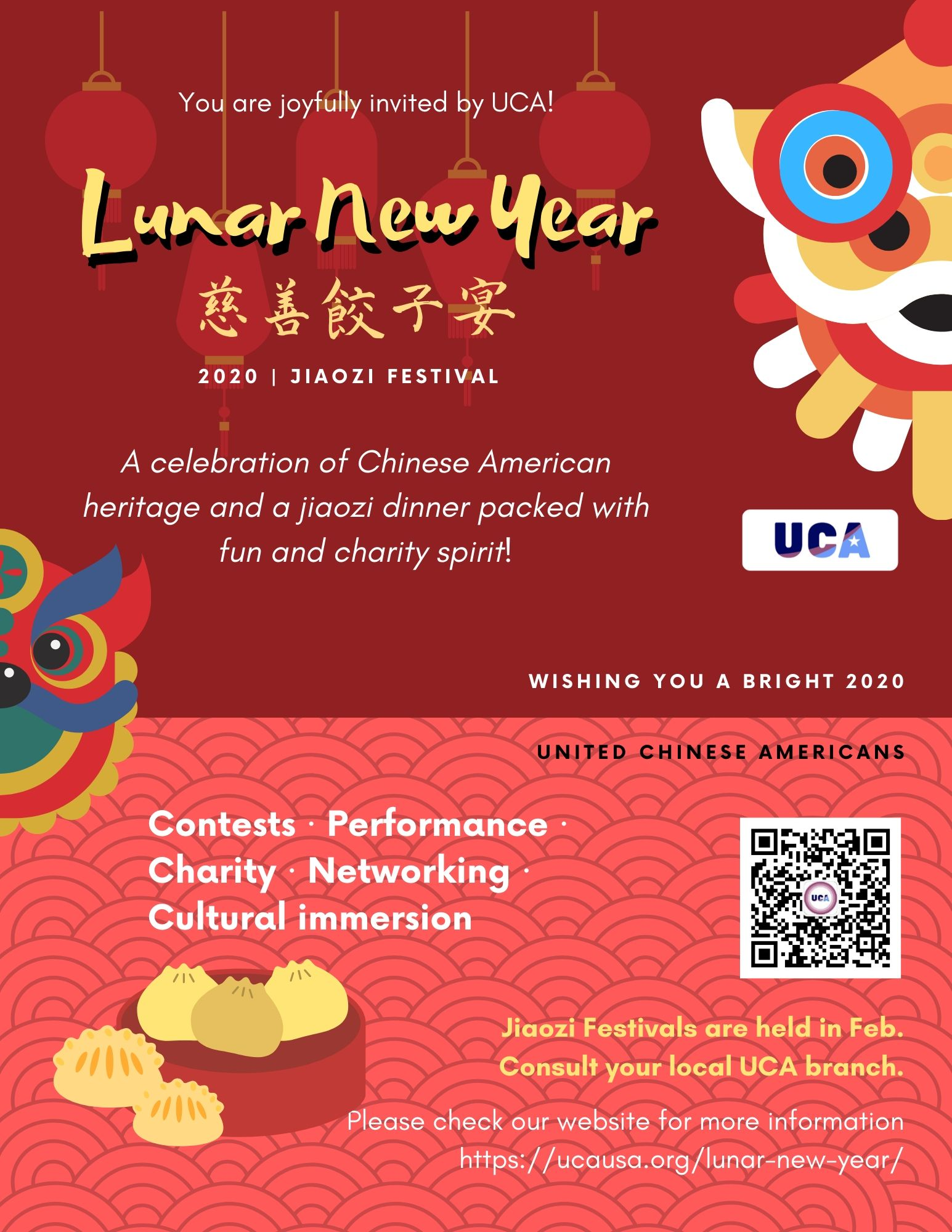 Lunar New Year Initiatives