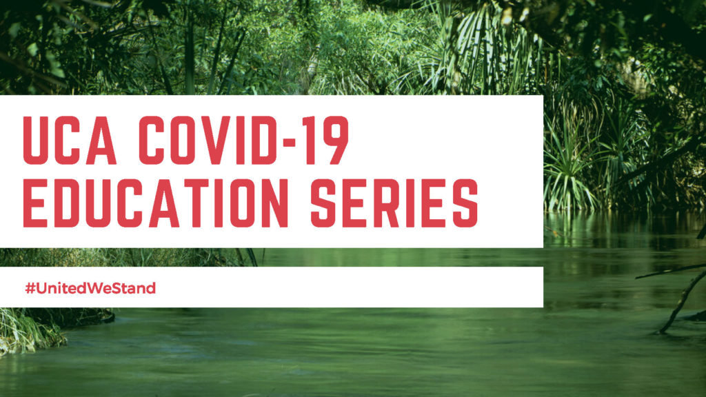 COVID-19 Education Series: Disinfecting Takeout and Deliveries