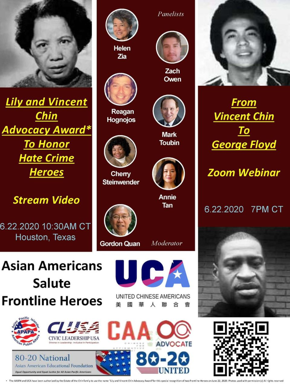 UCA to Join Asian American Communities in Honoring Heroes