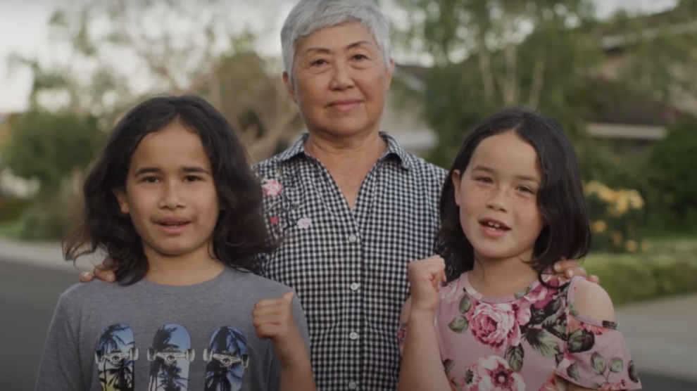 Kids Unite to Stop Asian Hate PSA