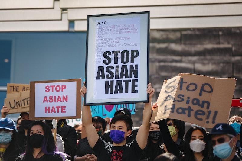 UNC AAPI Executive Team Members speak out against anti-Asian racism