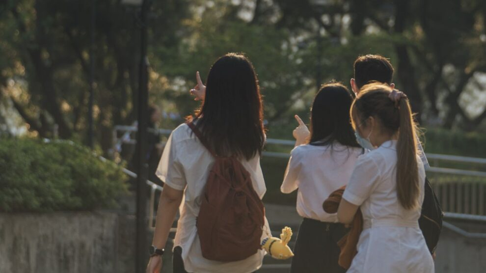 Anti-Asian-American Discrimination and Anti-Bullying Handbook for Children and Their Parents Part 1